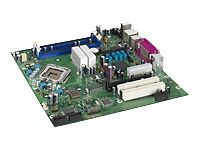 Mainboards mit Intel, MicroBTX Formfaktor und PCI Express x16