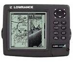 Lowrance LMS-480 GPS Receiver
