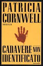 Romanzi e saghe copertina rigida Patricia Cornwell
