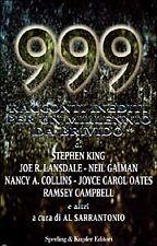 Libri e riviste di letteratura e narrativa, a tema horror e fantasmi