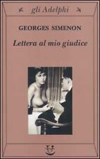 Libri e riviste di letteratura e narrativa tascabile in italiano Georges Simenon