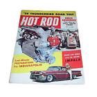 Hot Rod - June, 1958 Back Issue