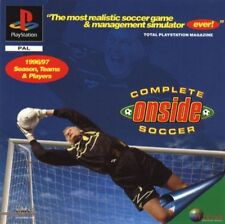 Sony PlayStation 1 Football Video Games
