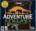 Real Arcade: Adventure Inlay (PC, 2005)