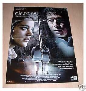 Filmposter-A1-Neu-Plakat-Sisters-Toedliche-Schwestern