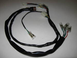 honda ct70 wire harness k1 k2 honda trail 70 ct 70 1972 039 image is loading honda ct70 wire harness k1 k2 honda trail