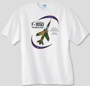 F-105D-Thunderchief-Polyester-T-Shirt