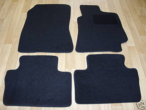 Lexus is 200 (1998-2005) Fully Tailored Car Mats Black
