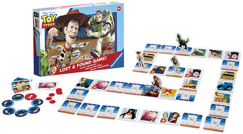 TOY STORY 3 - LOST AND FOUND GAME - BRAND NEW & SEALED!!