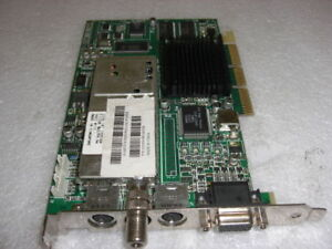 ATI-109-65600-01-Rage-128-Pro-AGP-VGA-Video-Card-TESTED