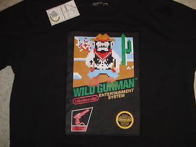 Nintendo Arcade Torrel Limited Edition Nes Wild Gunman Shirt 3xl Rare