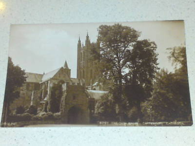 Canterbury Cathedral #15 postcard