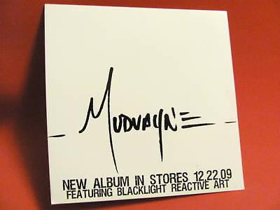 Mudvayne Blacklight Reactive Art Amp Bike Board Sticker