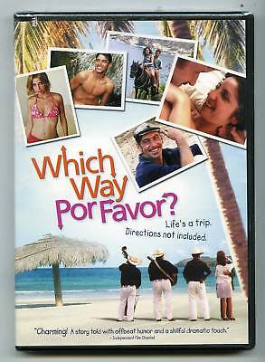 Which Way Por Favor? (dvd) Mick Diener, Nathaniel Eaton, Brand