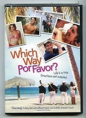Which Way Por Favor? (dvd) Mick Diener, Nathaniel Eaton, Brand