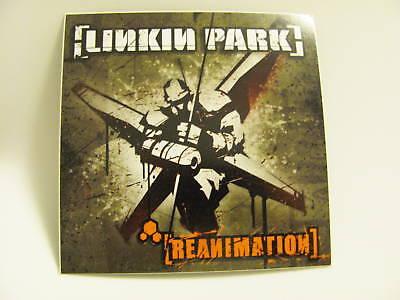 Linkin Park Reanimation Bumper Sticker Promo NEW