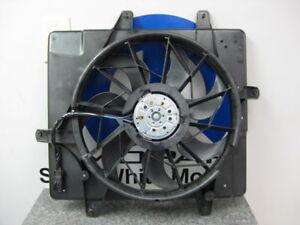chrysler pt cruiser new radiator fan motor module mopar. Black Bedroom Furniture Sets. Home Design Ideas