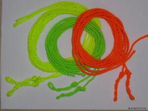 YoYo-Schnuere-reissfest-100-Polyester-farbig-6er-Set-Neu-YoYoFactory
