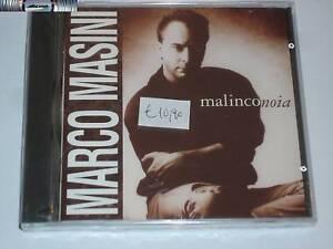 Marco-Masini-Malinconoia-CD-1991-SIGILLATO