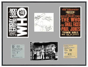 The-Who-Memorabilia-Posters-Tickets-amp-Autographs