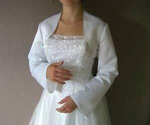 Jã¤Ckchen Brautkleid   Snap Braut Bolero Jacke Ja Ckchen Zum Hochzeit Brautkleid Gra Aÿe