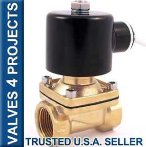 3-4-Electric-Solenoid-Valve-24-Volt-AC-Air-Water-B21V