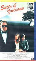 Sotto Il Vulcano (1984) Vhs Fox 1° Ed Finney Bisset -  - ebay.it