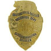 Los Angeles County Badge