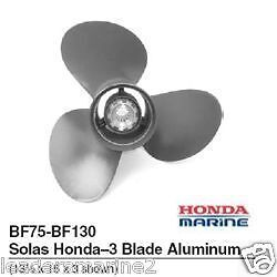 Honda-New-OEM-Propeller-13-1-4x17-Pitch-Prop-13-25-58130-ZW1-017AH