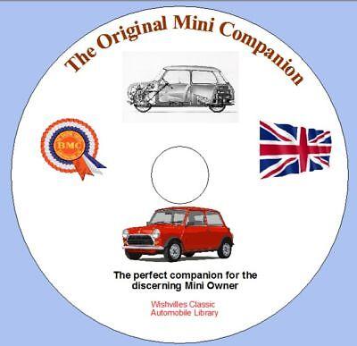 The Original Mini Companion DVD Rom
