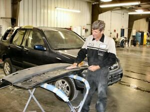 auto body repair business plan