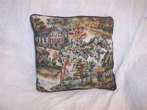 House-Carriage-Print-Decorative-Pillow-16-x-16