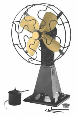 Stirling Hot Air Engine Driven Fan - Solar 6
