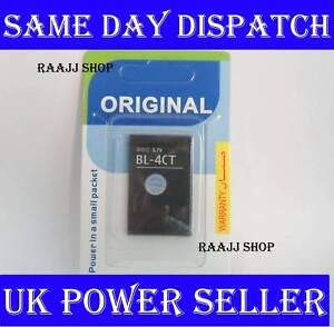 BRAND NEW BL-4CT BATTERY FOR NOKIA 6600 FOLD 6700 SLIDE