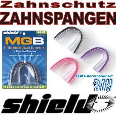 WILSON Zahnschutz für Spangenträger Zahnspangenträger SHIELD Mundschutz Sport