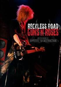 Guns-N-039-Roses-Duff-Mckagan-cover-Reckless-Road-book-1985-1986-900-photos-rare