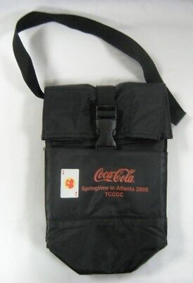 Coca Cola Insulated Lunch & Bottle Bag - New from 2005
