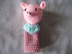 Pig-Finger-Puppet