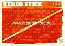 Slam Attax Mayhem #195 Kendo Stick