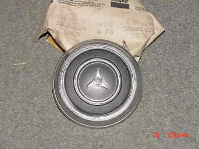 1968 Dodge Dart Coronet Super Bee Emblem NOS MoPar STEERING Wheel ORNAMENT