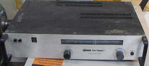 Fanon Pro Power T Professional AM/FM Radio Tuner