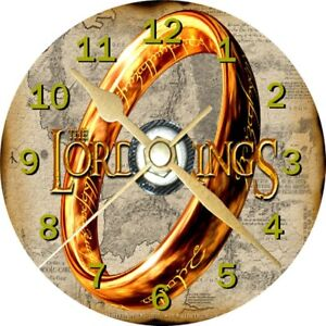 Lord Of The Rings Clock Buy Uk