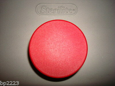 HONEYWELL-PTMZ53-MICROSWITCH-PUSH-BUTTON-RED-New