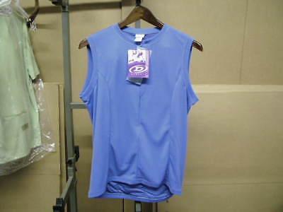 Blue Danskin Alta Jersey - Women's Medium