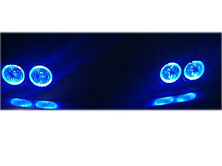 67-76 Mercury Cougar Blue Halo 8000k Bi-xenon Hid Headlight Conversion Kit