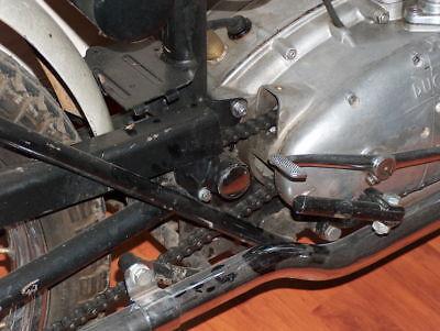 Ducati Single Stainless Swingarm Cap Set 750 900 Gt Ss Bevel Twin