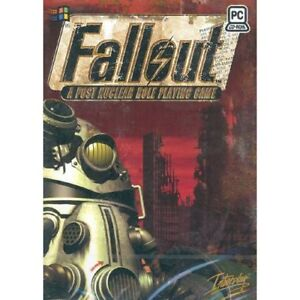FALLOUT - PC Role Playing - Brand New