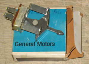NOS-71-Chevrolet-Heater-Switch-Caprice-Impala-1971