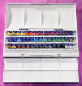 Winsor-and-Newton-Cotman-45-Half-Pan-Watercolour-Set