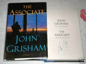 The-Associate-by-John-Grisham-Signed